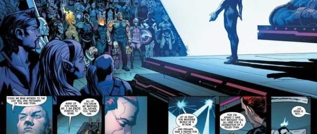 Marvel Comics Guardians of the Galaxy #1 Review
