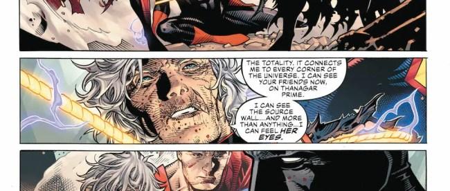 DC Comics Justice League #15 Review
