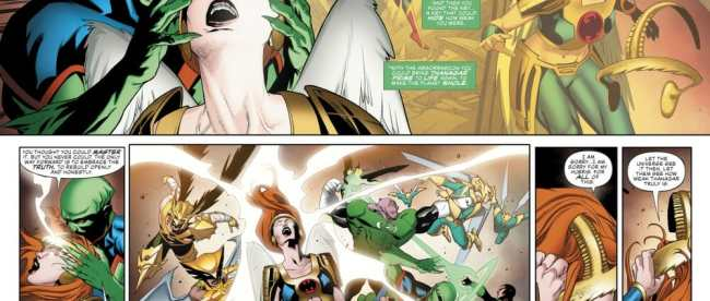 DC Comics Justice League #16 Review