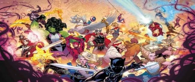 Marvel Comics April 2019 Solicitations Analysis