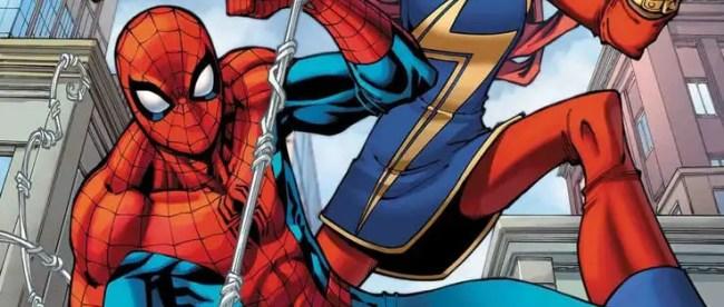 Marvel Team-Up 1 Cover