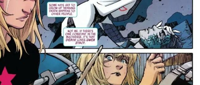 Spider-Gwen: Ghost Spider #4 Review