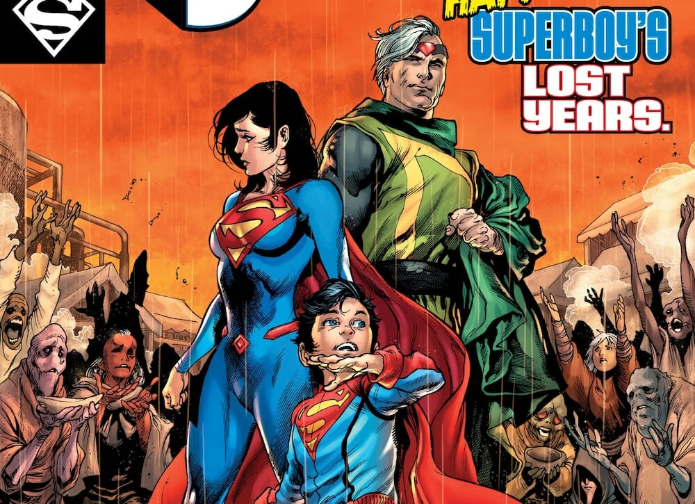 DC Comics Superman #7 Review