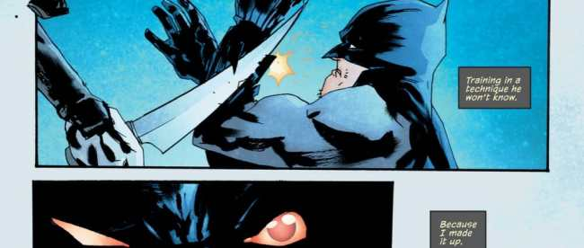 DC Comics The Batman Who Laughs #2 Review