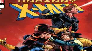 Uncanny X-Men Annual #1 Review