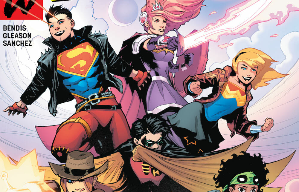 DC Comics Young Justice #1 Review