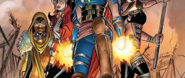 Captain Marvel #2 Cover