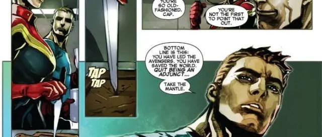 Captain Marvel 2012-2013