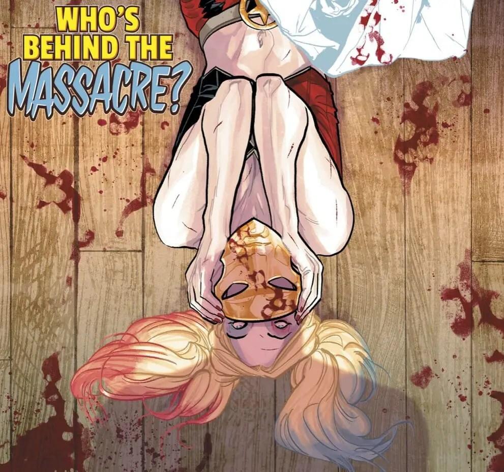 DC Comics Heroes in Crisis #6 Review