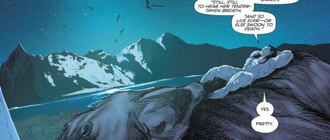 DC Comics Heroes in Crisis #6 Review