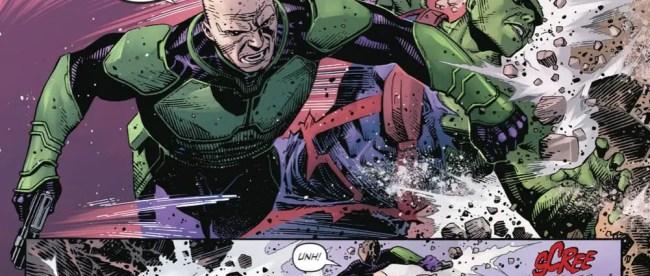 DC Comics Justice League #17 Review