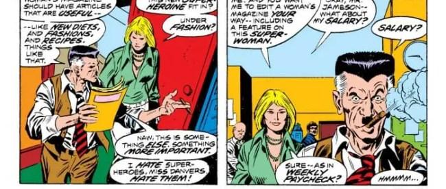 Ms Marvel 1977-1979