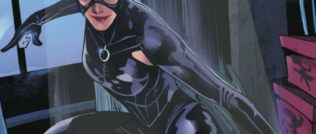 Catwoman #9 Review