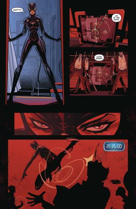 Catwoman #9 Moment