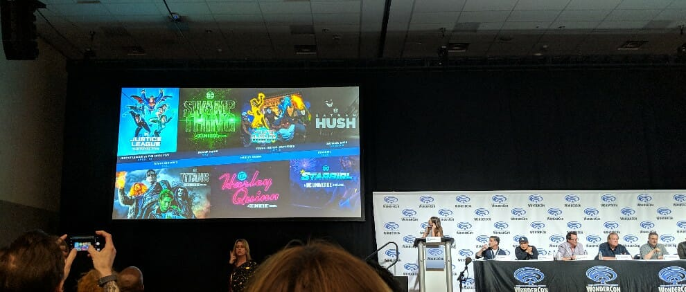 WonderCon 2019: This Is Your DC Universe Panel