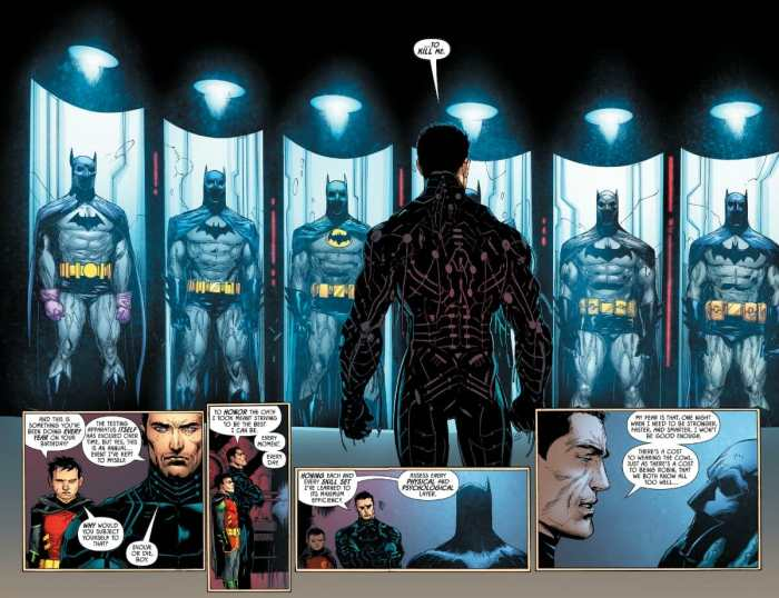 Detective Comics #999 What Batman Does On His Birthday