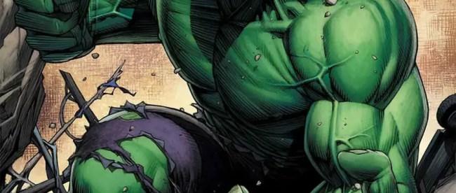 Incredible Hulk Last Call #1 Cover