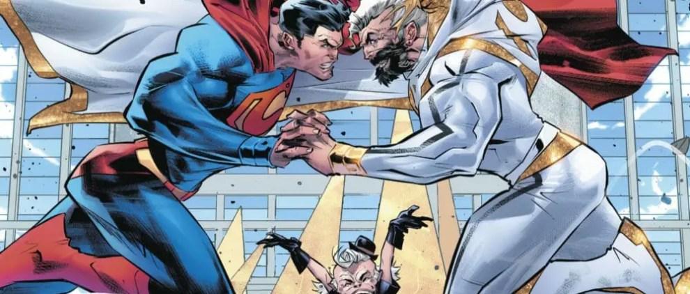 DC Comics Justice League #20 Review