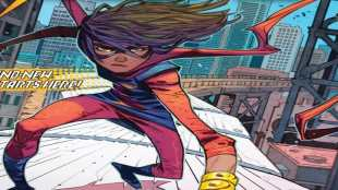 The Magnificent Ms. Marvel #1 Review