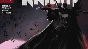 DC Comics The Batman Who Laughs - The Grim Knight #1 Review