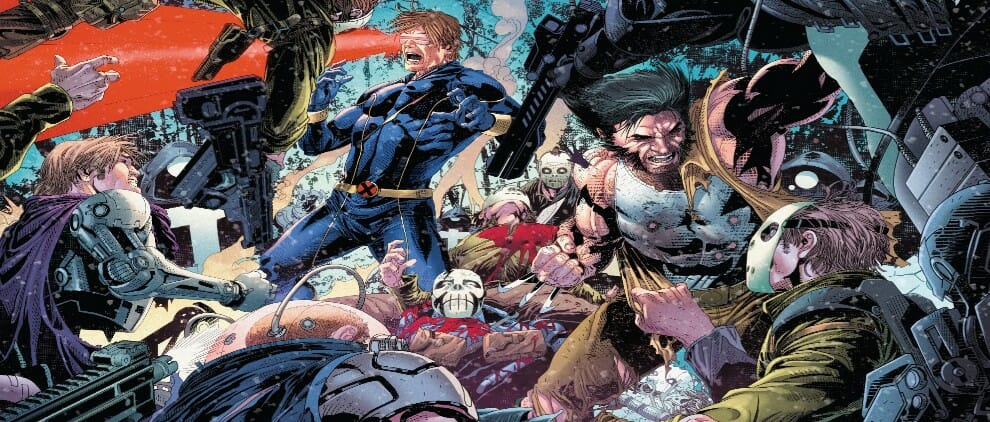 Top Comic Book Moments For February 2019
