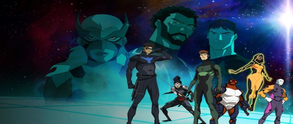 Young Justice: Outsiders Episode 14 Premiere Review