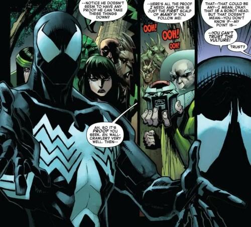 Amazing Spider-Man #19 Moment