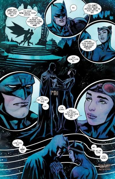 Batman 69 Moment