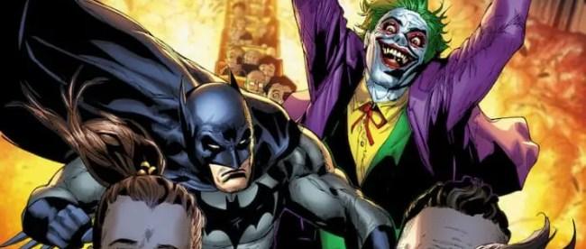 Detective Comics #1008 Cover