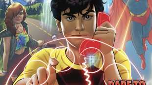 DC Comics Dial H for Hero #1 Review