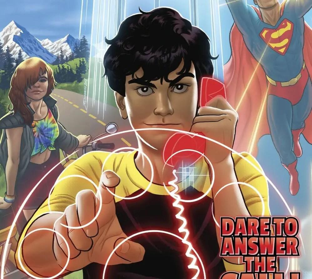 DC Comics Dial H for Hero #1 Review