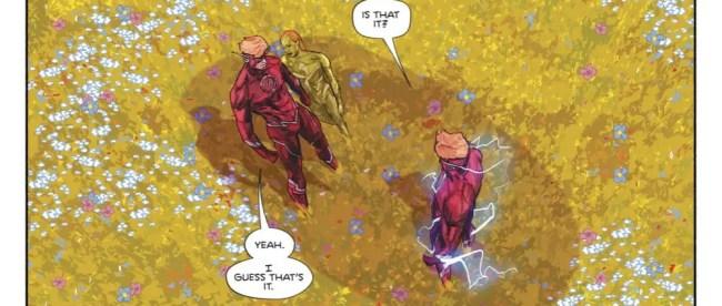 DC Comics Heroes in Crisis #8 Review