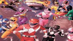 Mighty Morphin Power Rangers Shattered Grid