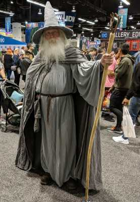 WonderCon 2019 Gandalf The Grey