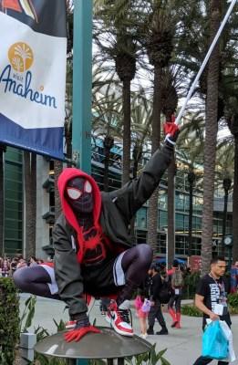 WonderCon 2019 Miles Morales Spider-Man