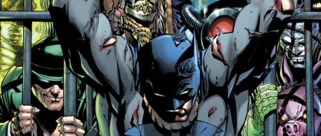 "Batman #70: ""The Fall and the Fallen"" Review"