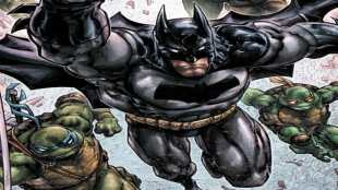 Batman/Teenage Mutant Ninja Turtles III #1 Review
