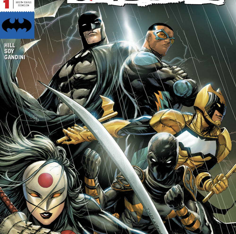 Batman and the Outsiders #1 Review