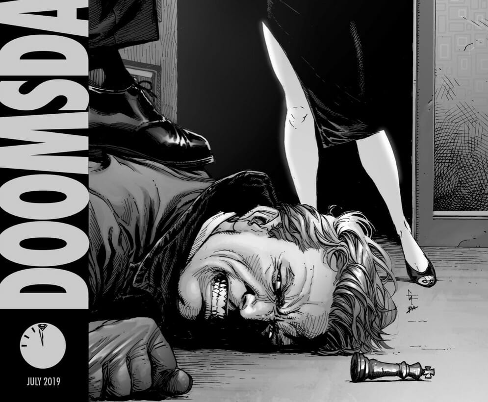 Doomsday Clock 10 Review Comic Book Revolution