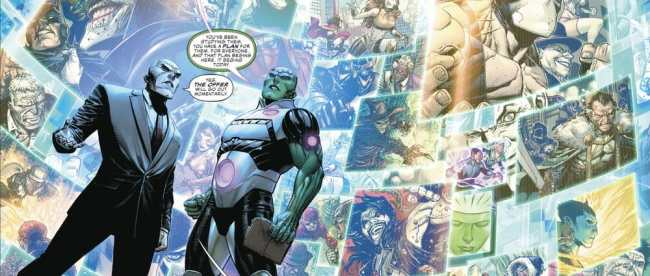 DC Comics Year of the Villain #1 Review