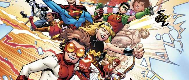Young Justice #5 Review