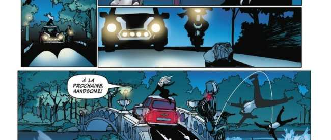 Black Cat #1 Review