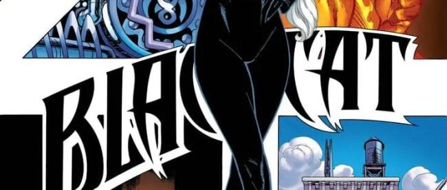 Black Cat #4 Cover