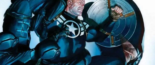 Captain America #14 Cover