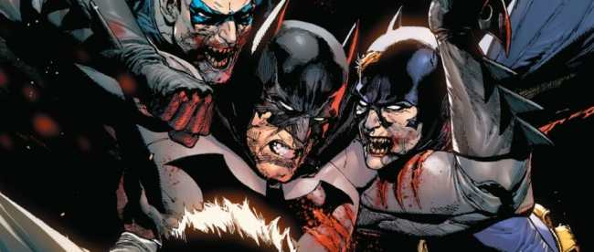DCeased #2 Review