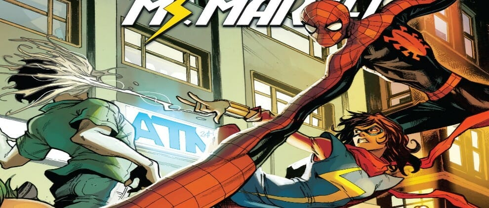 Marvel Team-Up #3 Review