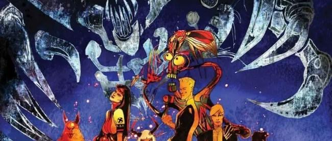New Mutants: War Children #1 Cover