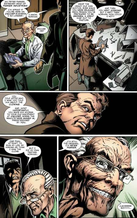 Spider-Man: Life Story #4 Peter Parker Knows The Clone Saga Secrets Moment