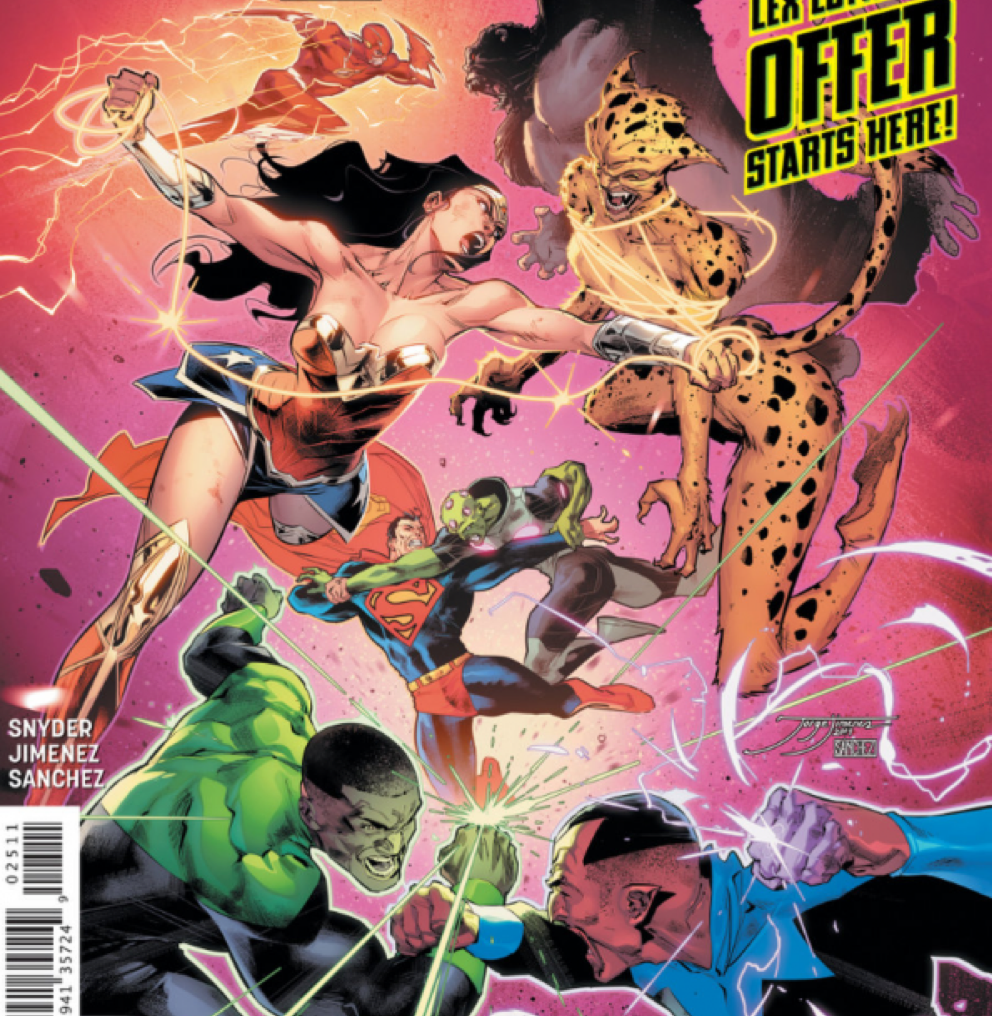 New Comic Books For The Week of June 5, 2019