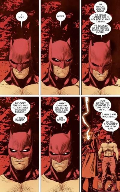 Batman #74 Moment